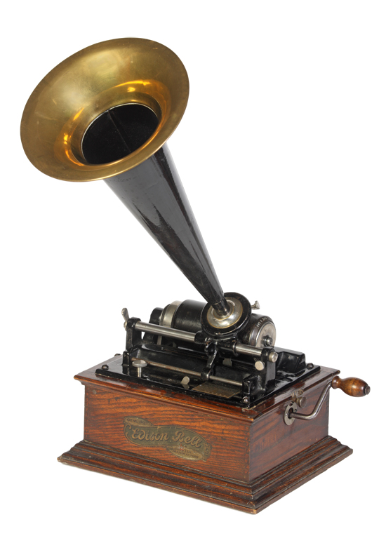 Edison Bell Imp Phonograph Playback And Recording