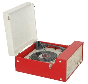 Dansette Viva record player